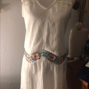 American Rag embroidered dress